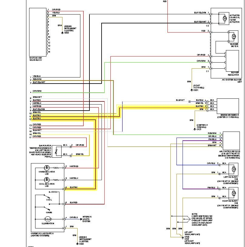 96 mercedes s320 radio wiring diagram   37 wiring diagram
