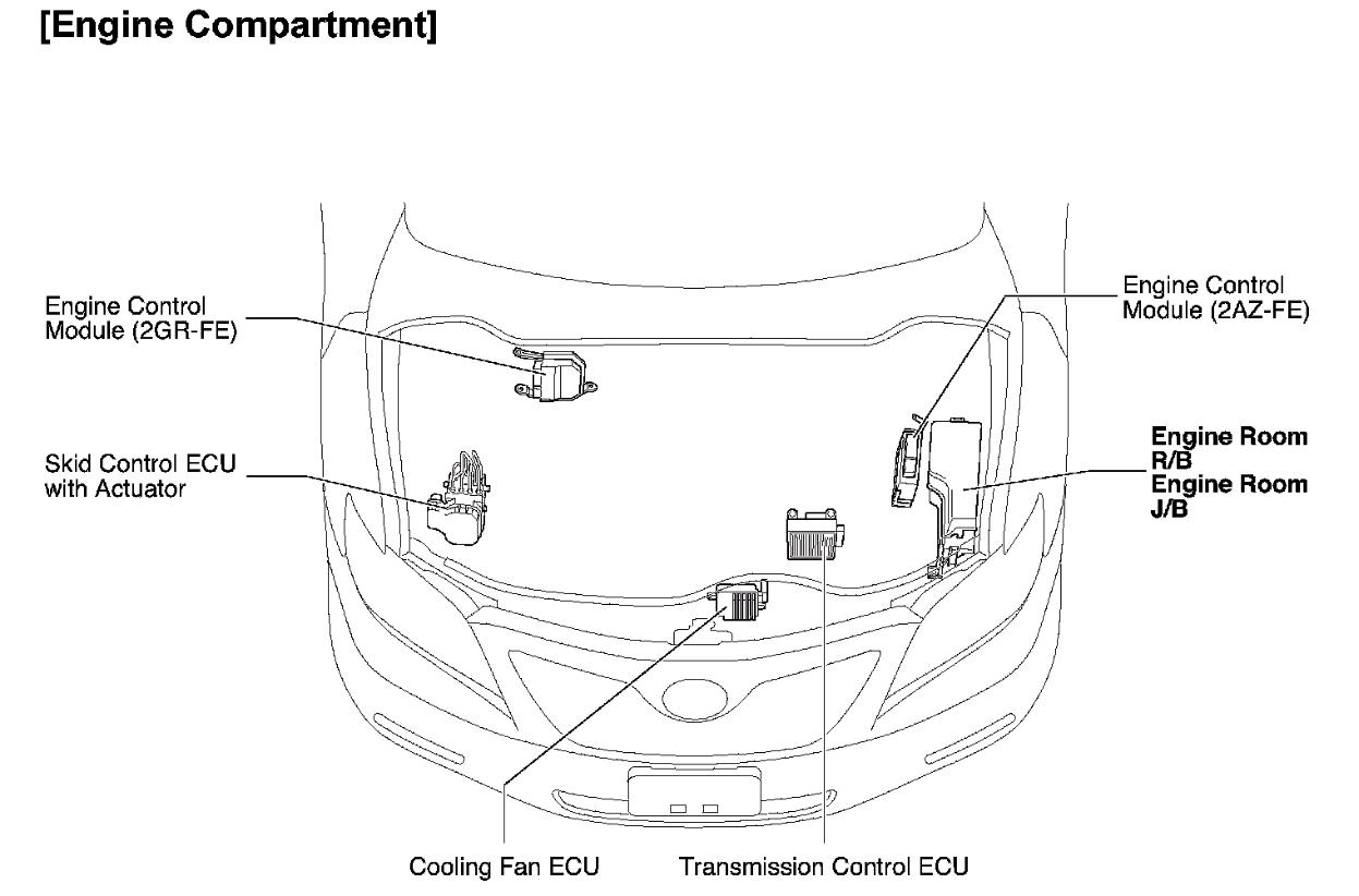 2000 celica engine compartment diagram html