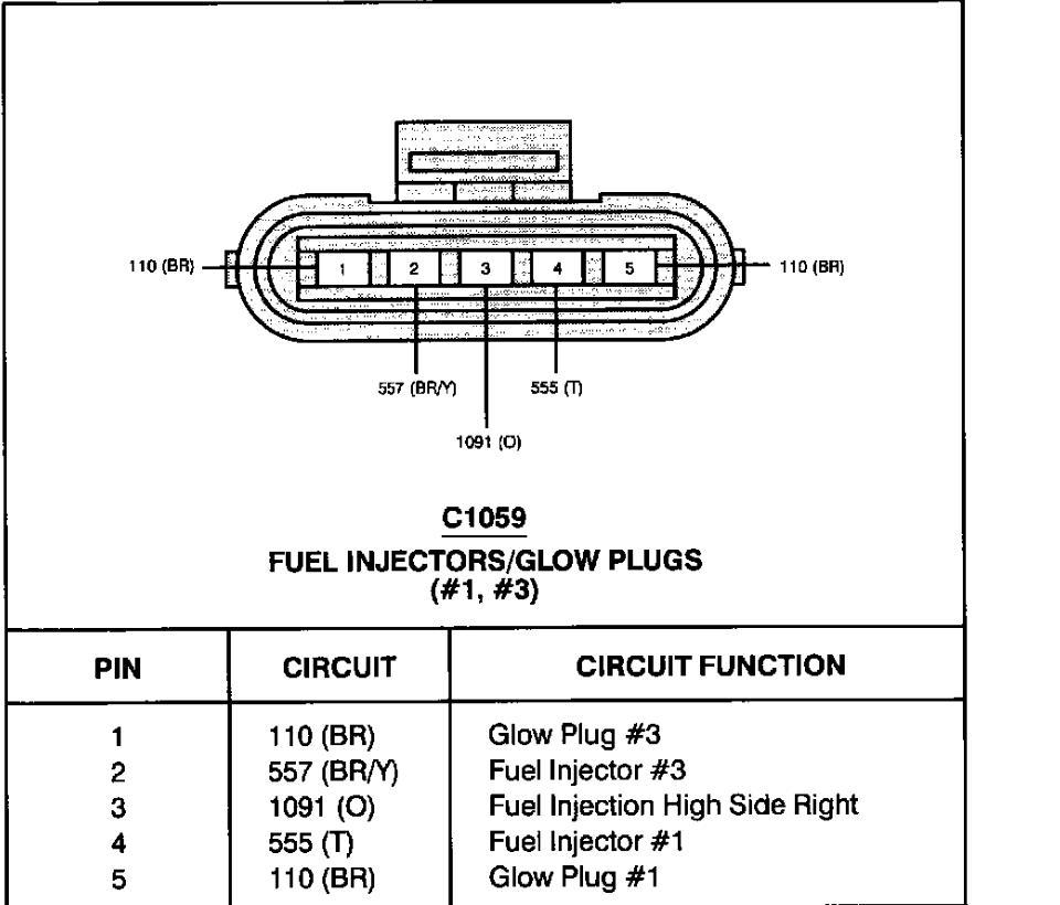 F250 1996 7.3 diesel hard to start 45F or below getting ...