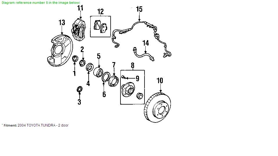 2000 honda passport front suspension diagram