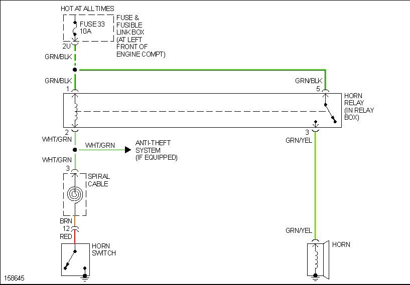 2009 nissan sentra horn wire diagram 15 3 depo aqua de \u2022i have a 2004