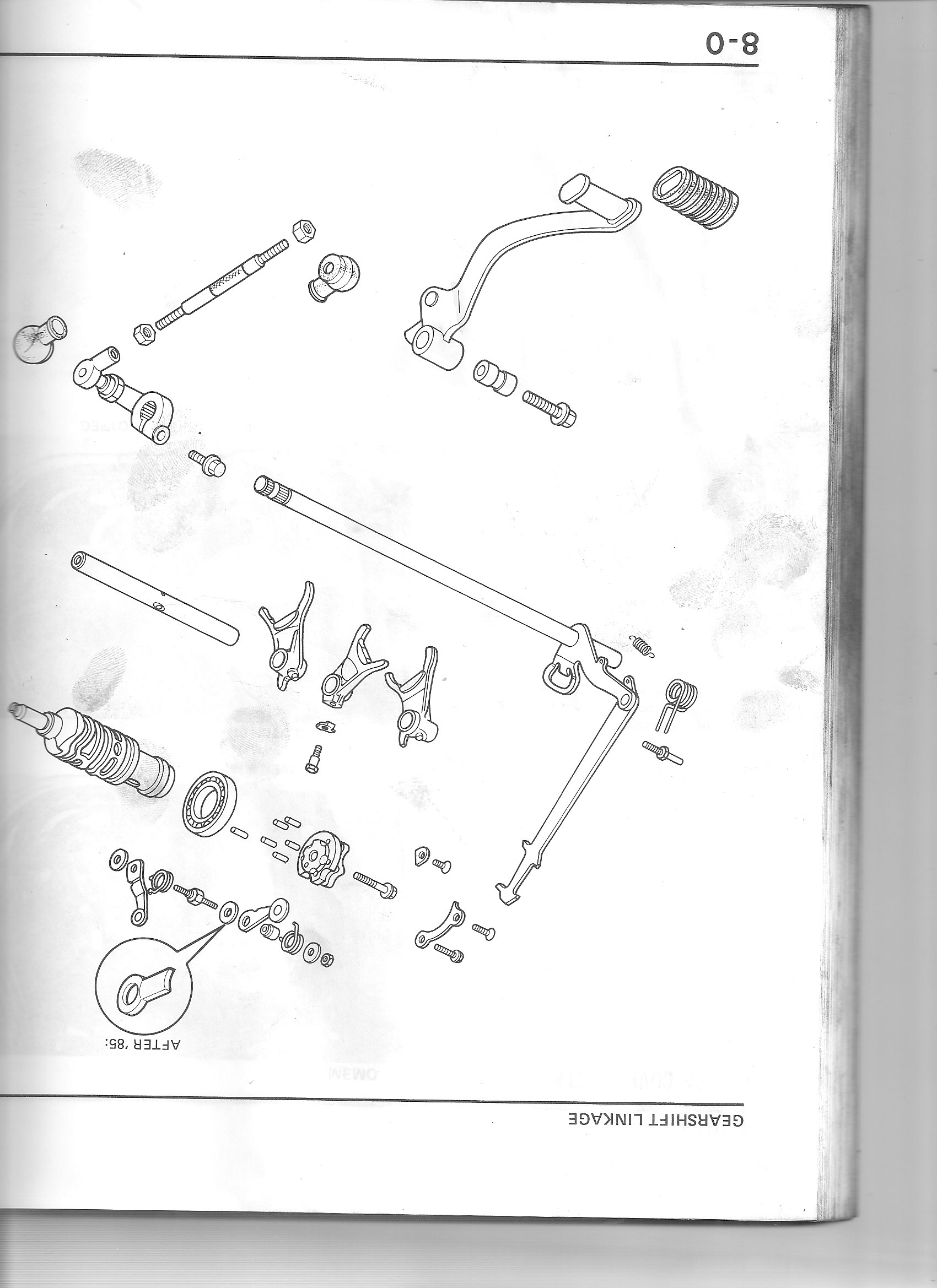 Fuel Tank Schematic Honda Vf750s V45 Sabre 1983 Usa Pictures To Pin On