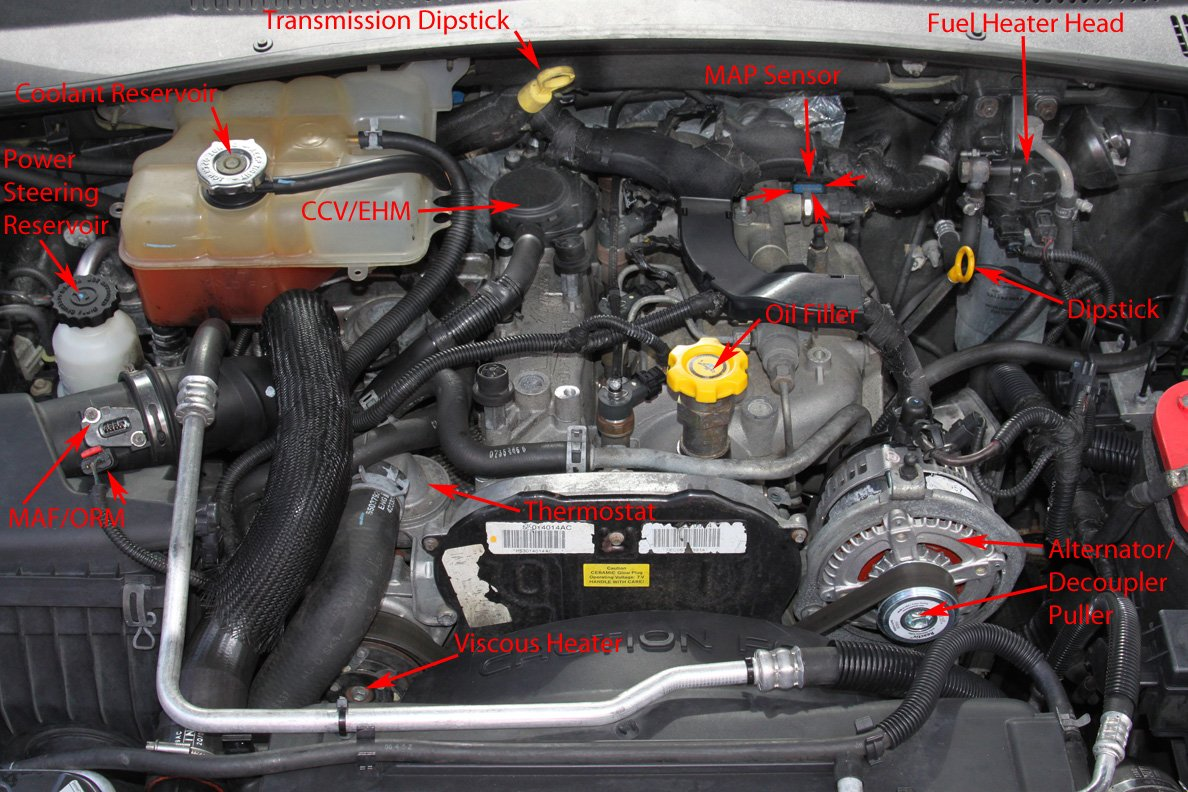 Crd on 2002 Jeep Grand Cherokee Heater Control Valve