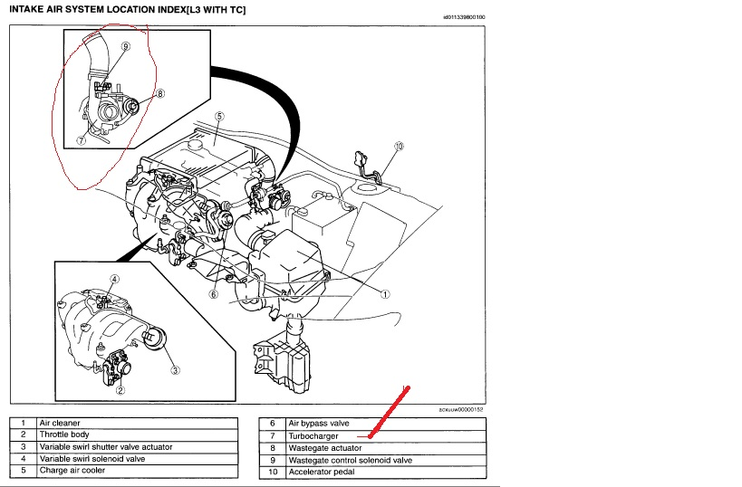 2008 mazda b series truck wiring diagram original