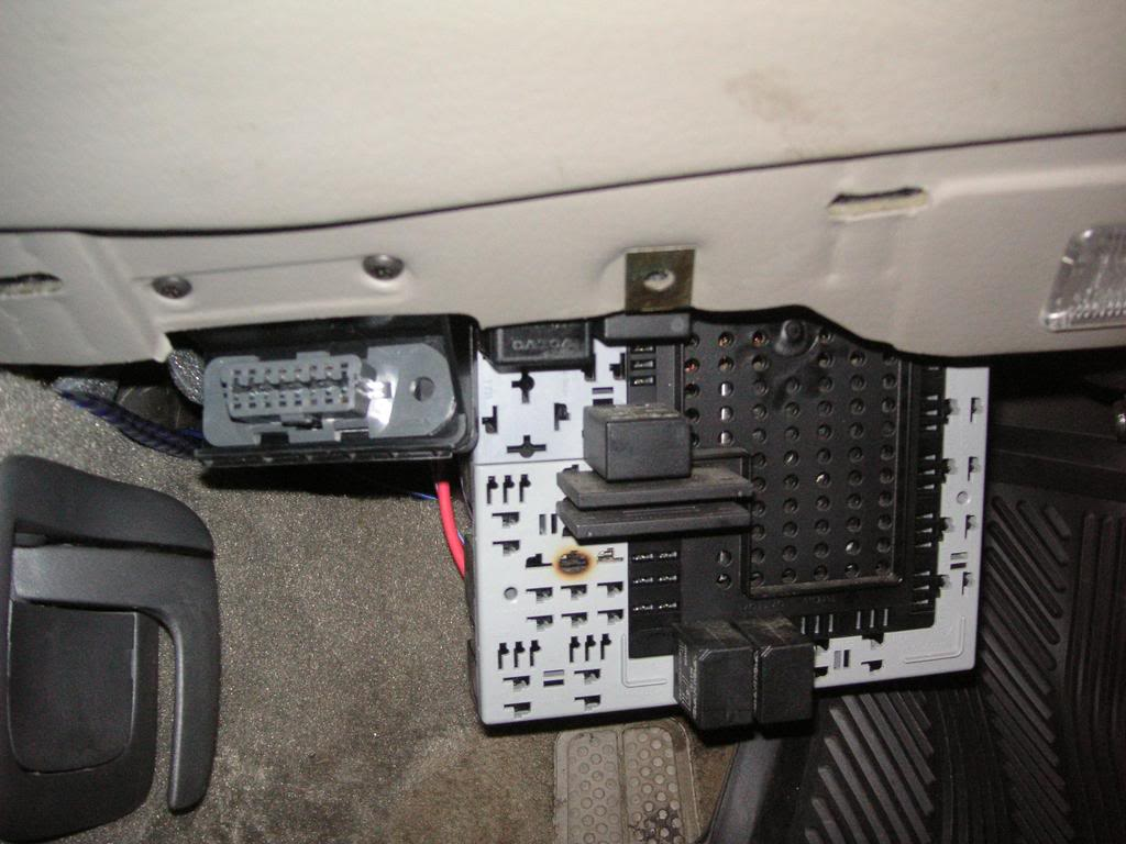 My Headlamps Wont Work On Lowbeamihave Checked The Bulbseven Fuse Box For 2008 Kia Graphic