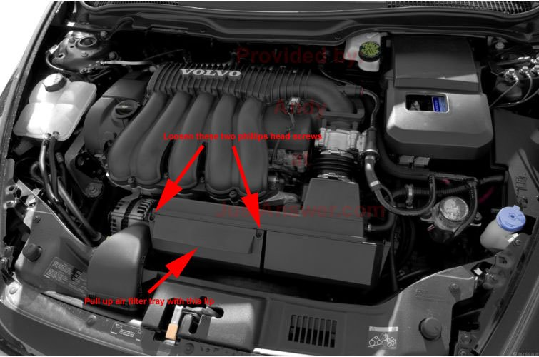 Help I've Been Doing Basic Maintenance On My Cars For 50 Years But Rhjustanswer: 2007 Volvo S40 Engine Diagram At Elf-jo.com