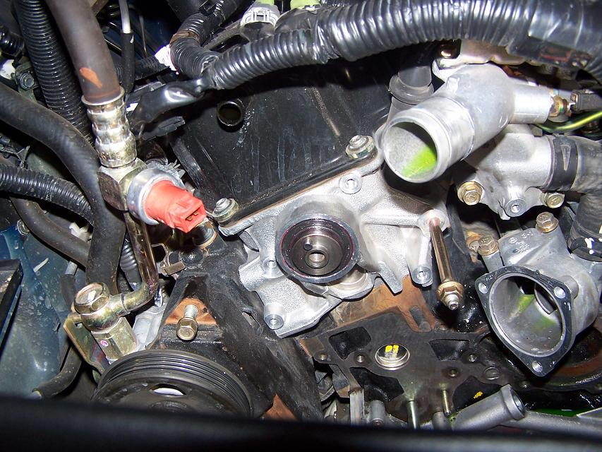 Need Some Information On How To Replace A Thermostat Housing Bypass Rhjustanswer: Thermostat Location On Nissan 300zx At Gmaili.net