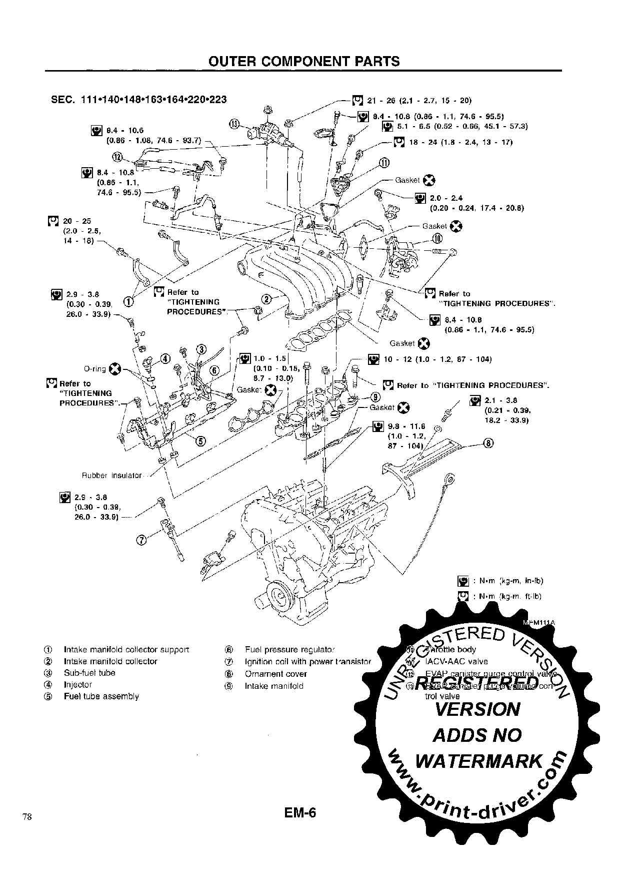 1998 Nissan Maxima Parts Diagram Wiring Engine I Have A 98 That Has Bad Oil Leak And Cant Find 2000