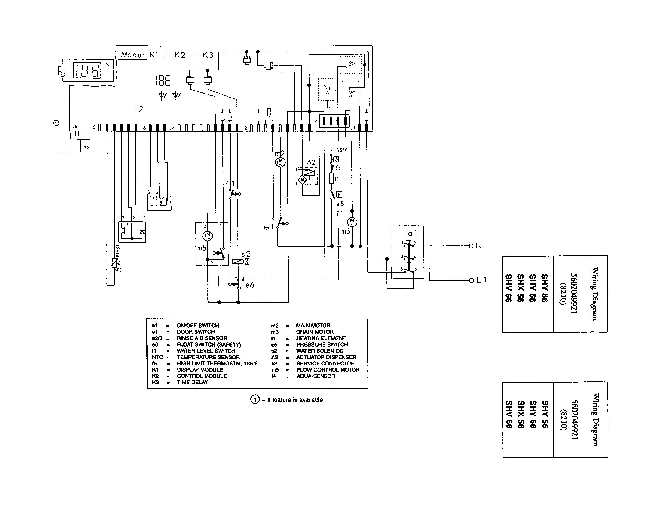 Wiring Diagram Bosch Dishwasher Shx5av55uc Data Schema Relay 8211 Takes To Go Through A Cycle I Have