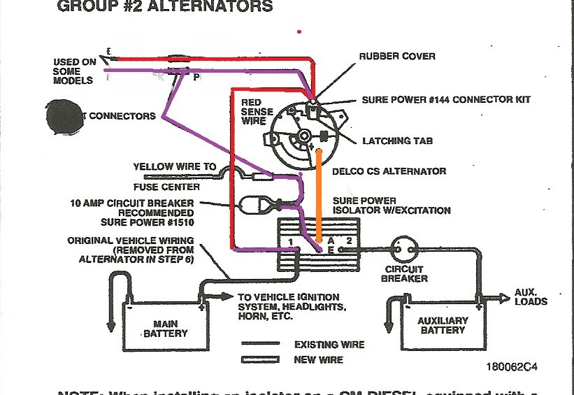 Battery Isolator Wiring Diagram Somurich com