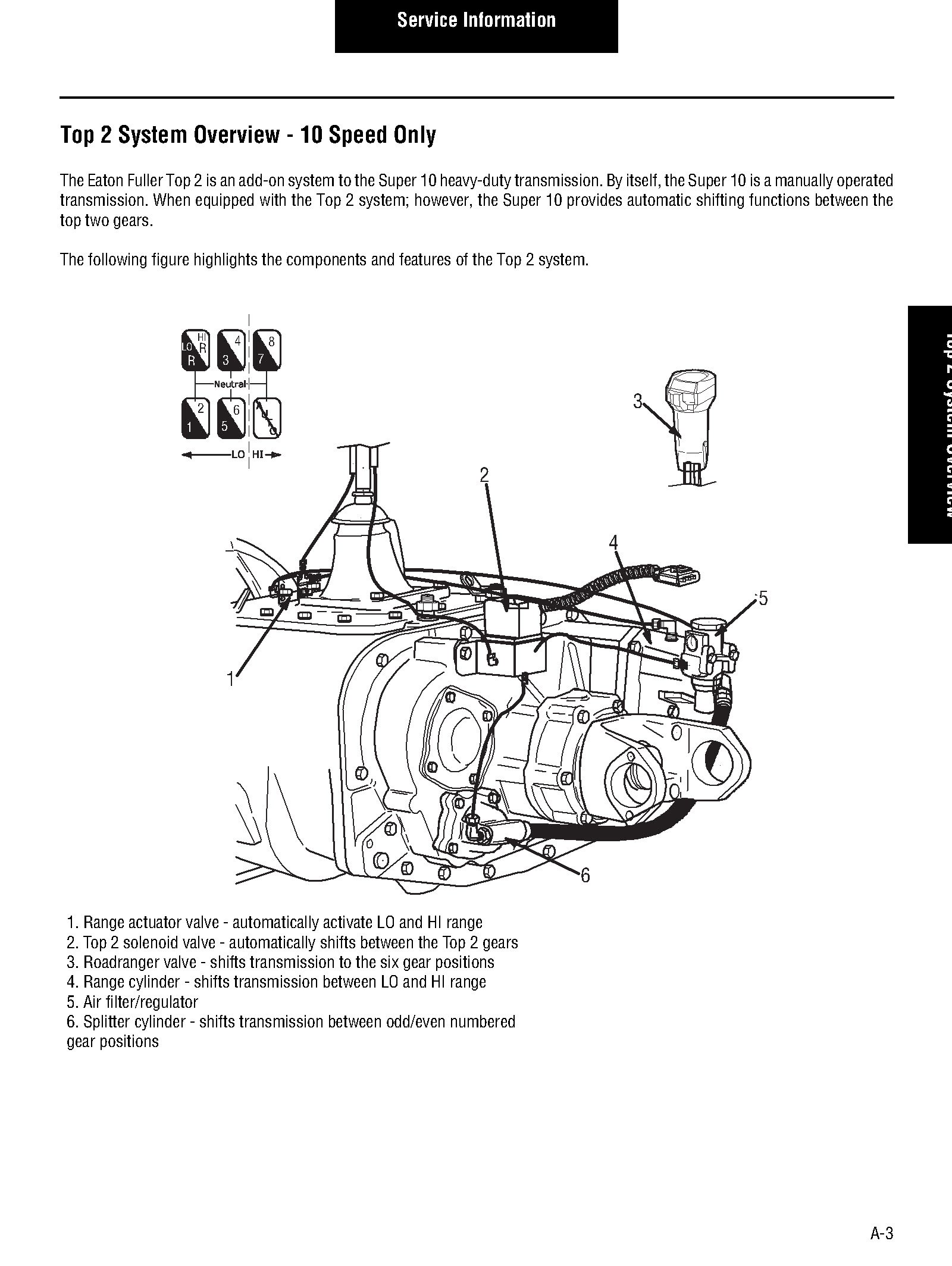 wiring diagram for two speed motor i need to know where all the air lines go to on a 1998 379 #13