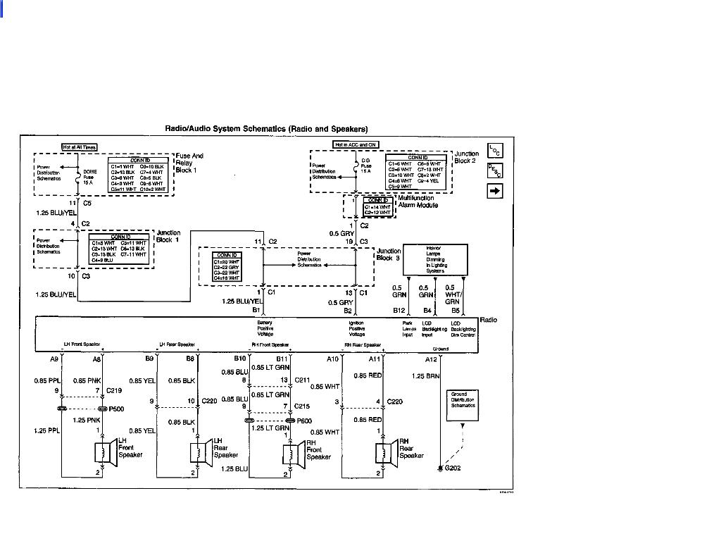 Prizm Radio Wiring Wiring Diagram Database