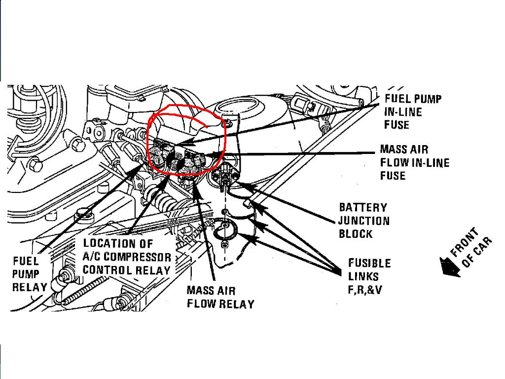 gmc wiring   87 gmc s15 engine diagram