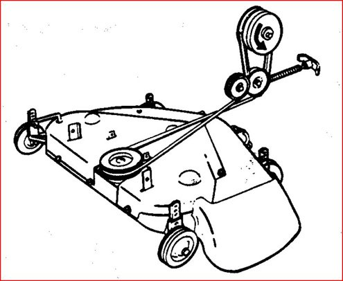 ford riding mowers with Wiring Diagram For Mtd Lawn Tractor on Wiring Diagram Huskee Riding Lawn Mower in addition Mower deck will not engage when the PTO switch is turned on furthermore Download Free Software John Deere Gx75 Manual as well Huskee Mowers Belt Diagram together with Wiring Diagram For Mtd Lawn Tractor.