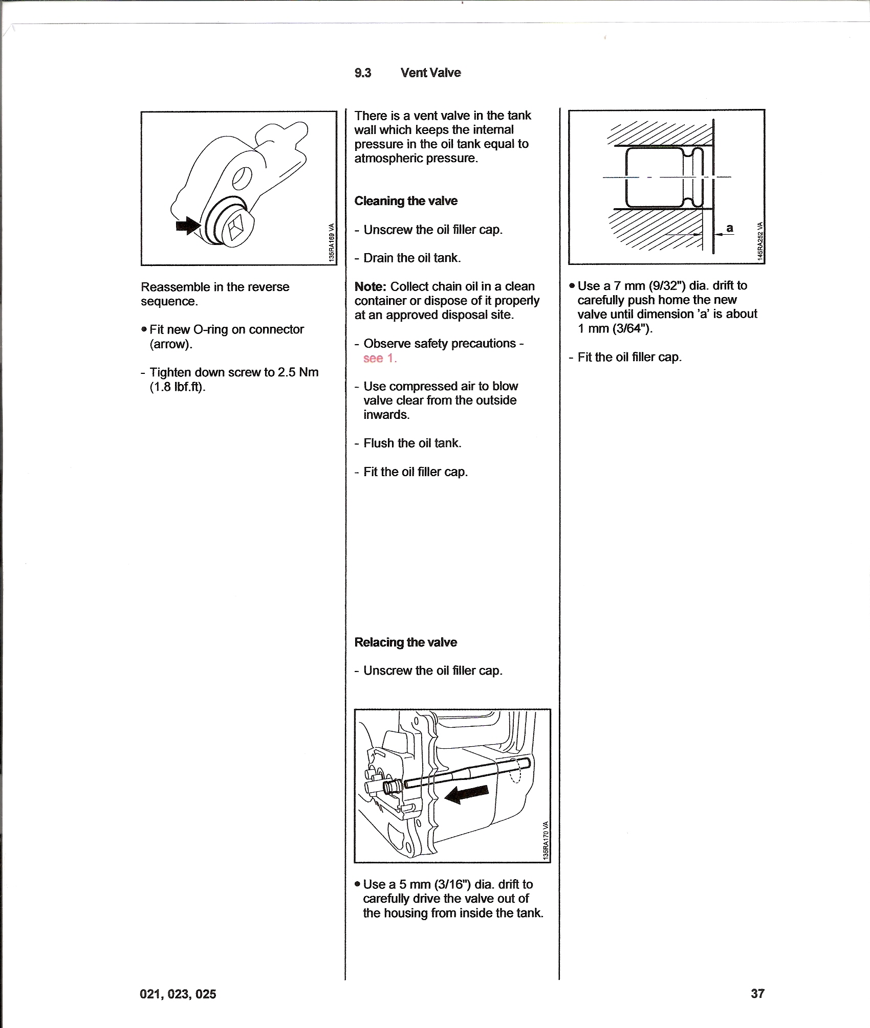 How to replace stihl 025 oiler pump graphic biocorpaavc Image collections