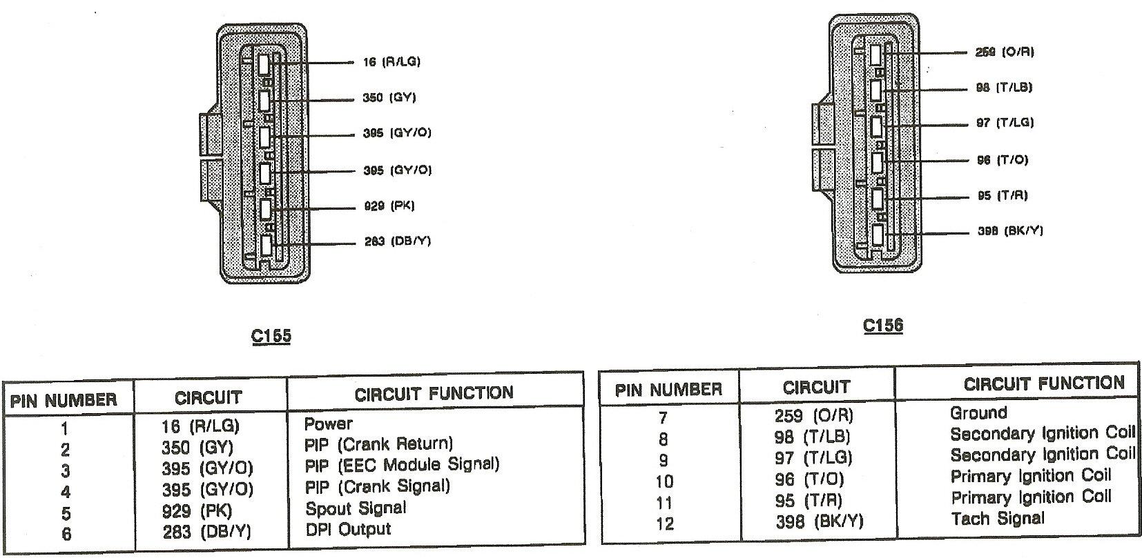 1991 Ford Ranger 2 3l 4cyl