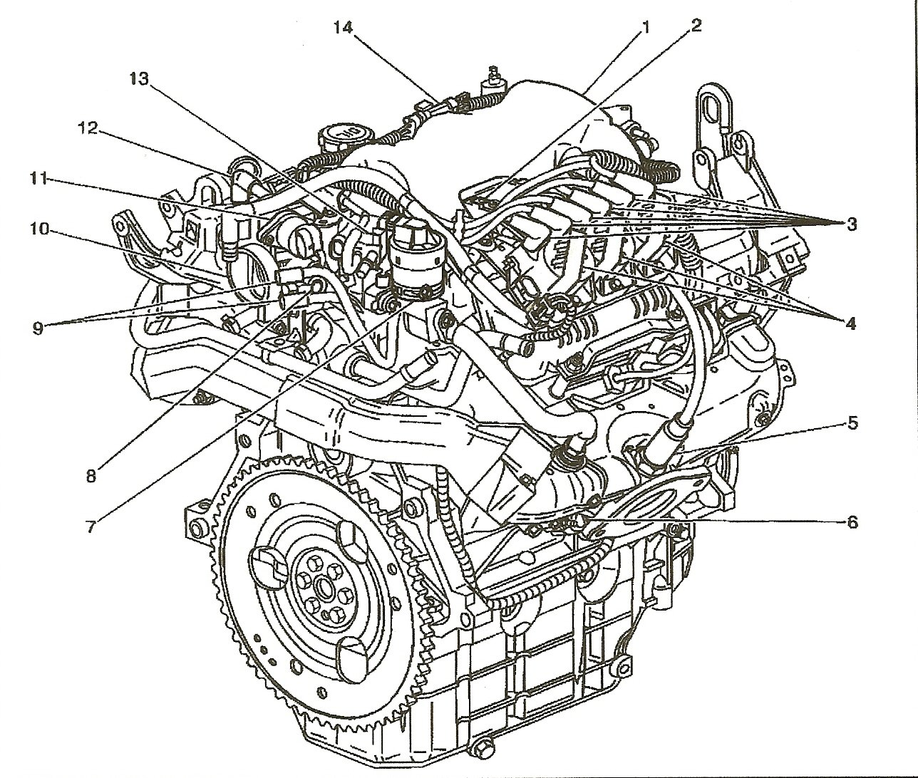 2004 Monte Carlo Engine Diagram Great Design Of Wiring 1985 2000 Parts Car Tuning 1995