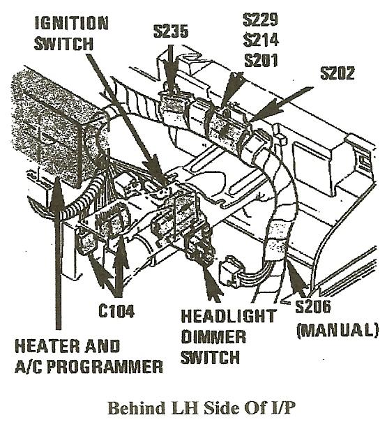 88 cavalier wiring diagrams cavalier motor diagram