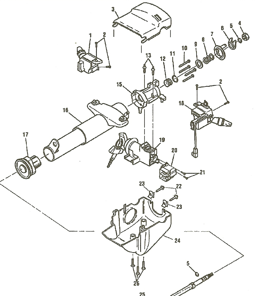 1983 jeep cj7 carburetor diagram