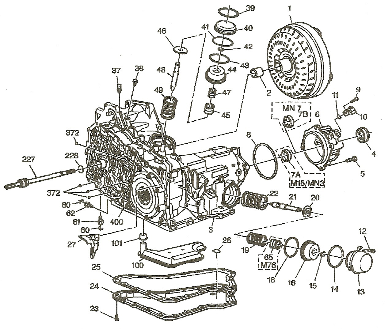pontiac montana engine diagram pontiac montana engine