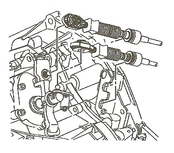 Chevy 2 4 Liter Engine Diagram Cam Sensor besides 5lovz Chevy Express 2500 Location Blinker Flasher 99 Chevy furthermore 5 Speed Manual Transmission Diagram Ford Focus further Alero Trans Solenoid Diagram Locations as well 7cmbv Chevrolet Express 3500 Drain Coolant Drain. on 2001 chevy cavalier transmission diagram