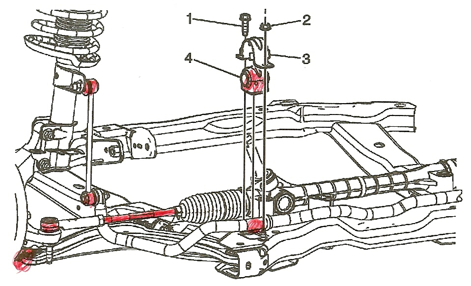 2005 Pontiac Grand Prix Suspension Diagram Free Image About Wiring ...