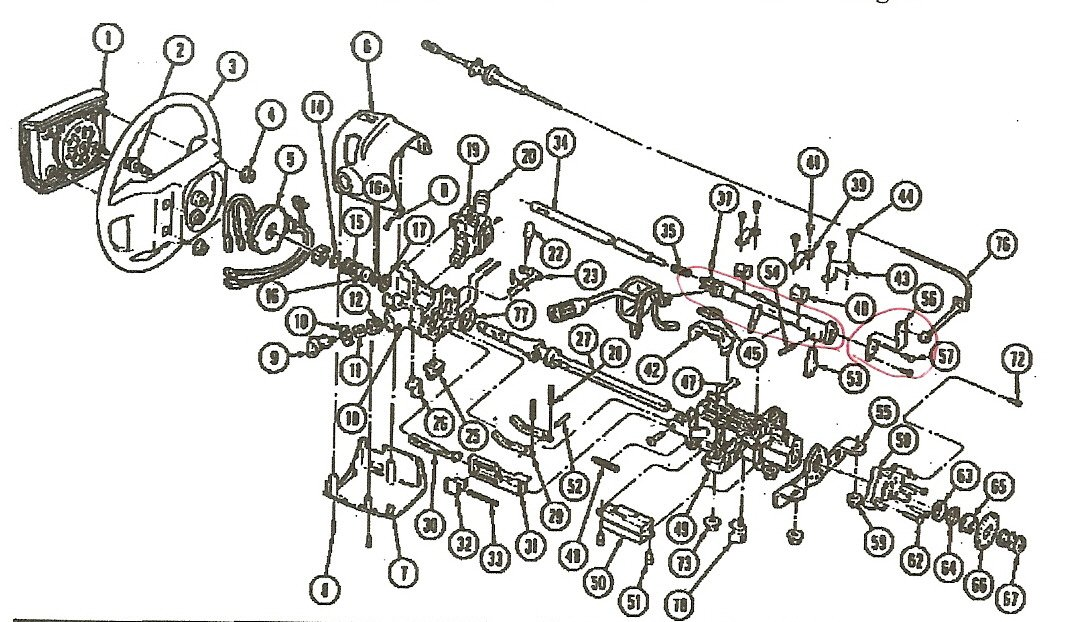 1993 F150  Park  All The Way It S Actually In Reverse Any