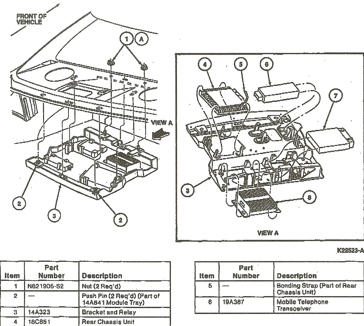 compressor wiring diagram 2001 lincoln continental
