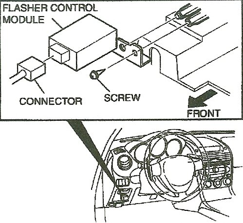 2006 Mazda Mpv Fuse Diagram