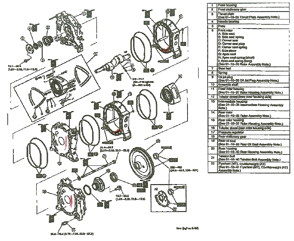 rx 8 rotary engine diagram schematics wiring diagrams u2022 rh  schoosretailstores com RX-8 Engine