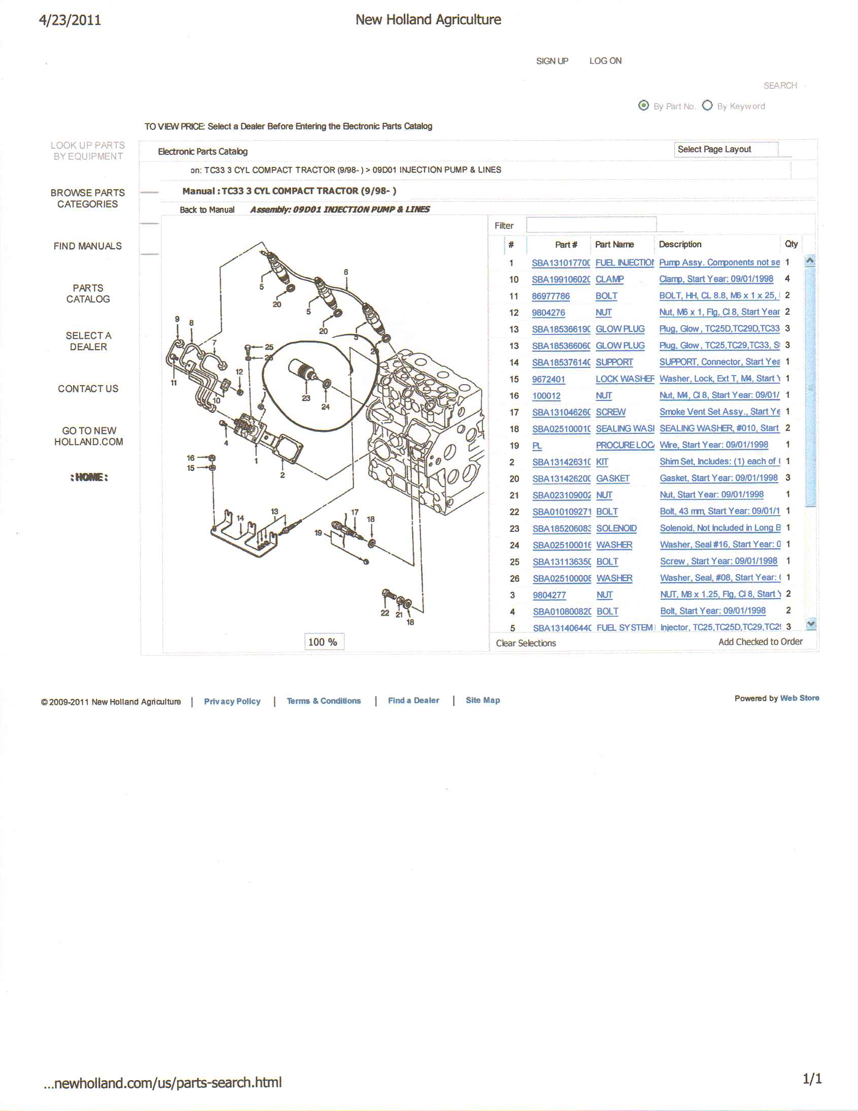 further Fd as well Hqdefault further Nh E as well S L. on new holland ford tractor wiring diagram