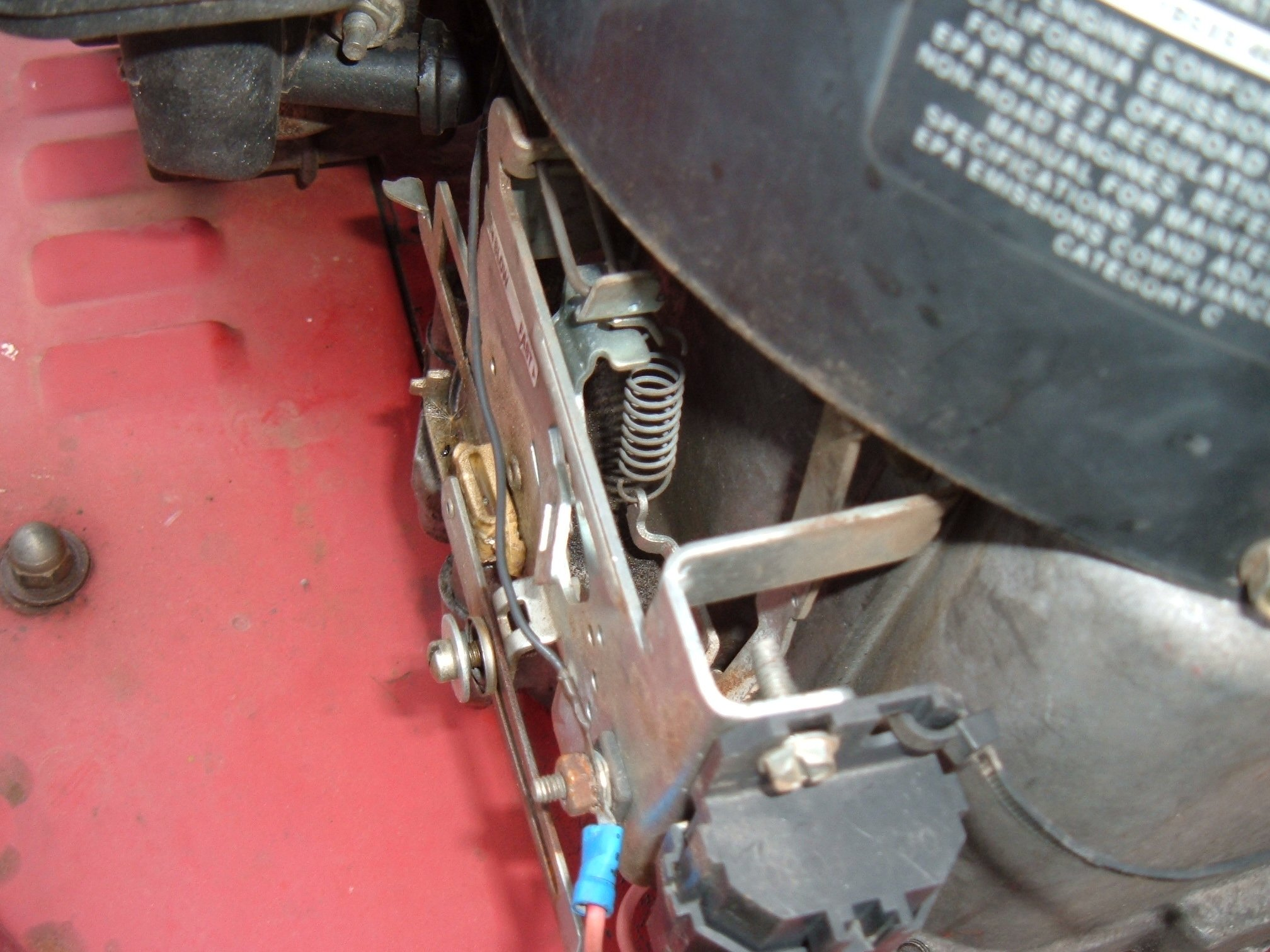 Regarding A Briggs And Stratton 17 Horse Power Engine For