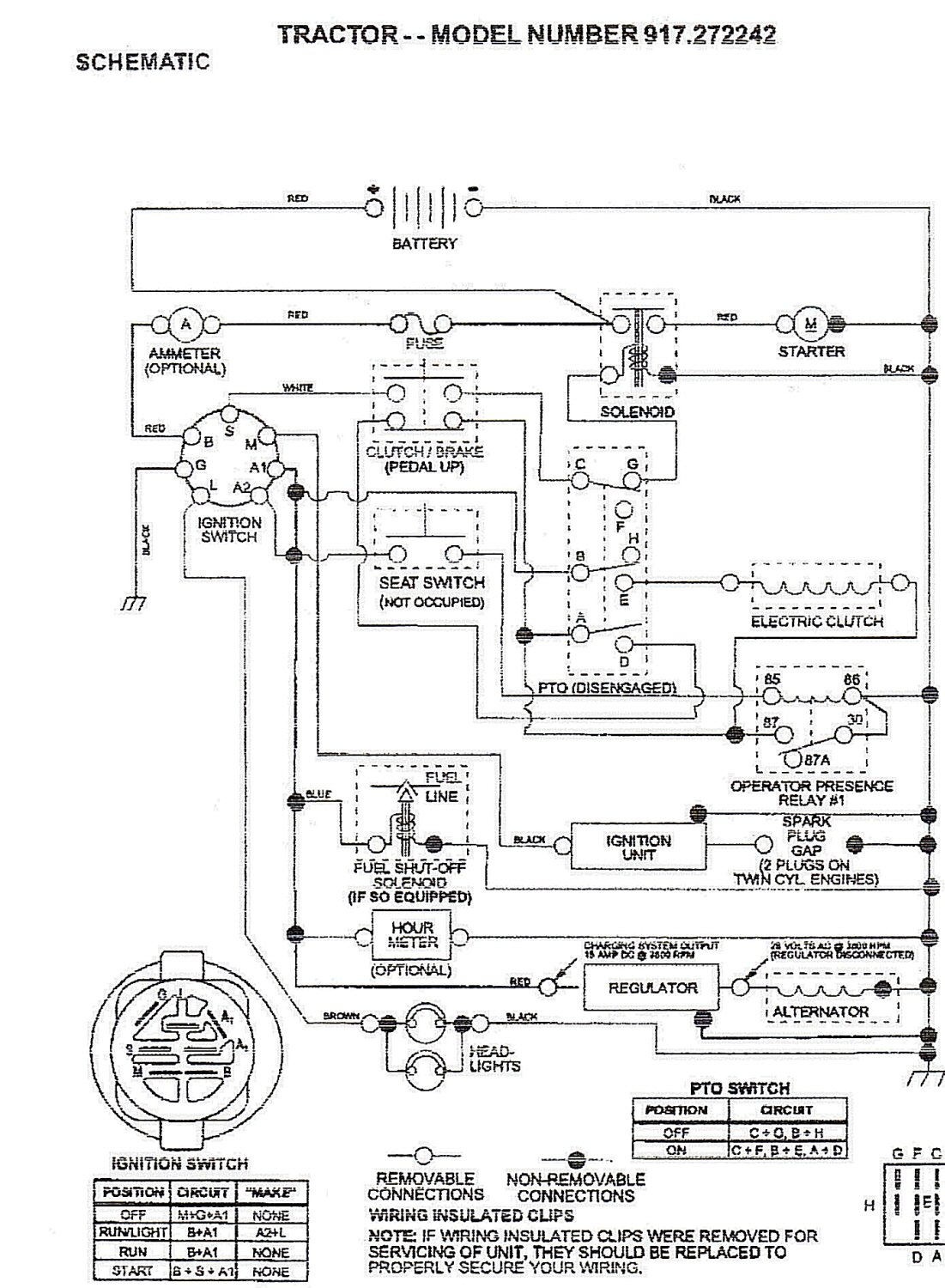 2013 05 25_033810_craftsman_917 272242 have a craftsman ohv 17hp model310707 type 0137 e1 lawn tractor craftsman model 917 wiring diagram at creativeand.co