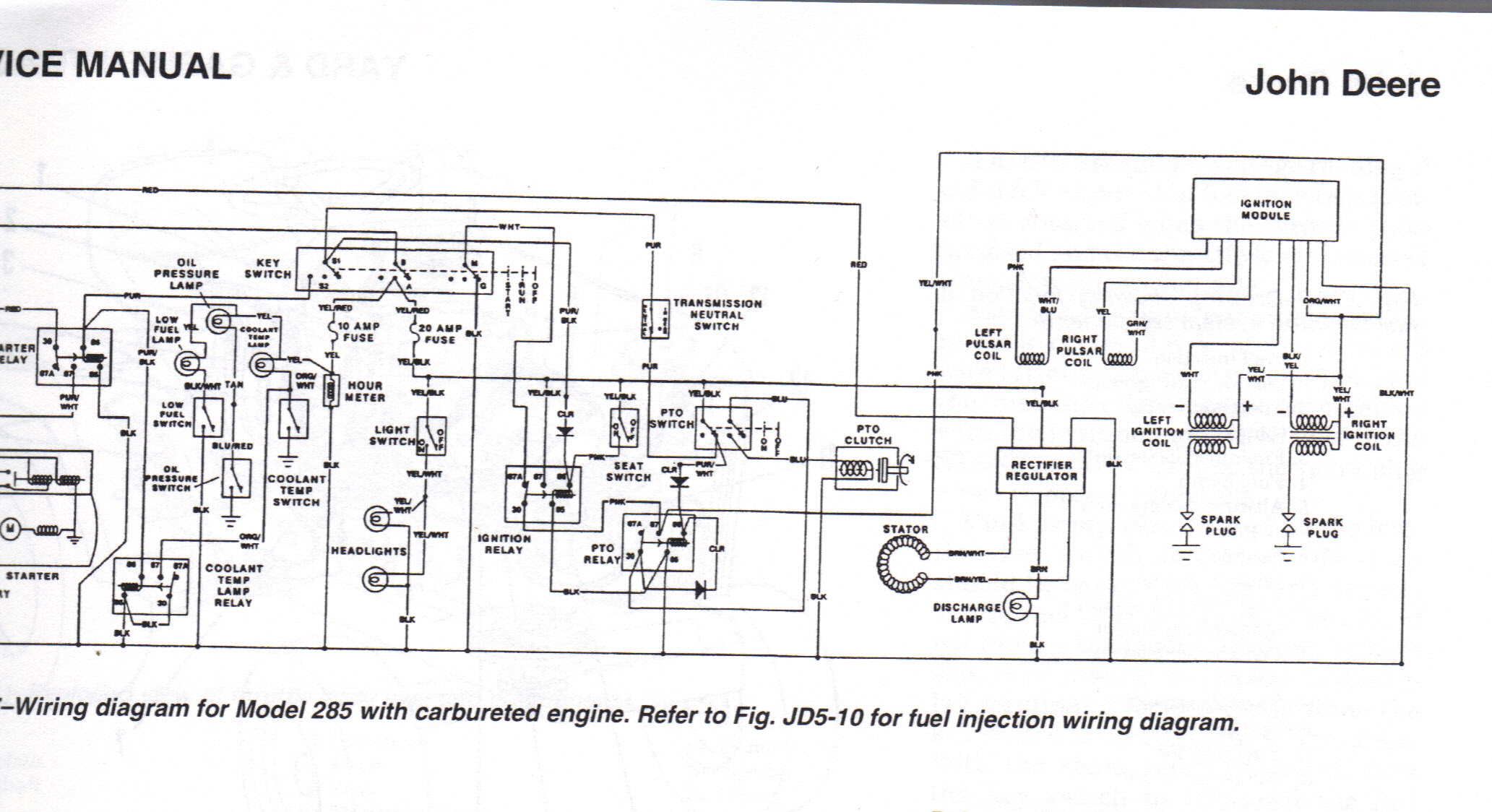 Simplicity Lawn Mower Wiring Diagram - Wiring Diagrams Dock