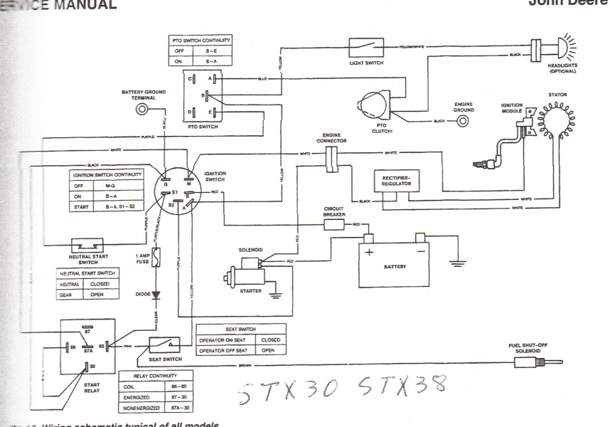 Hi Doug I think I may have an ACR problem with my Kohler Command13 – Kohler Cdi Wiring Diagram