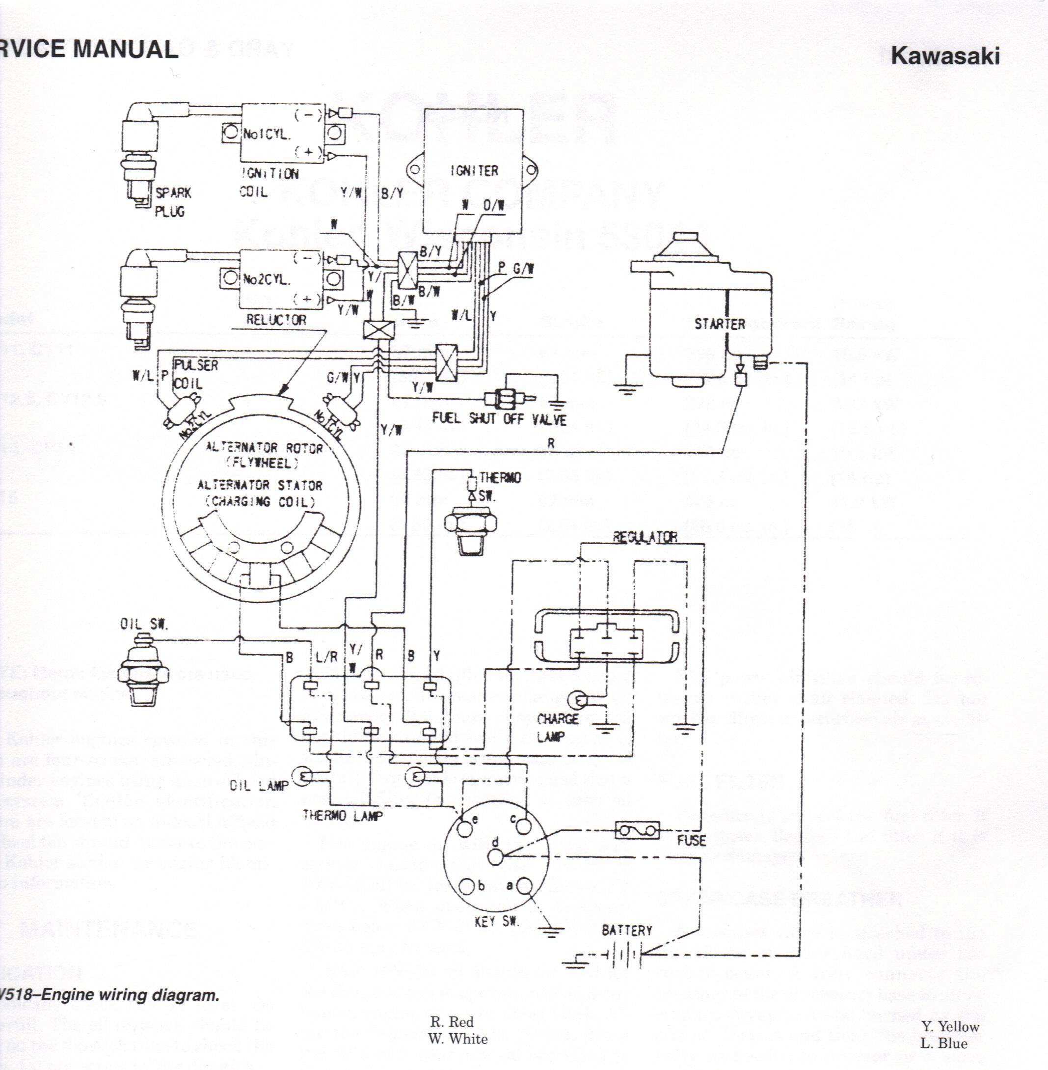 jd 445 garden tractor on startup engine misfiring on left side rh justanswer com John Deere Ignition Switch Diagram John Deere 3020 Electrical Diagram