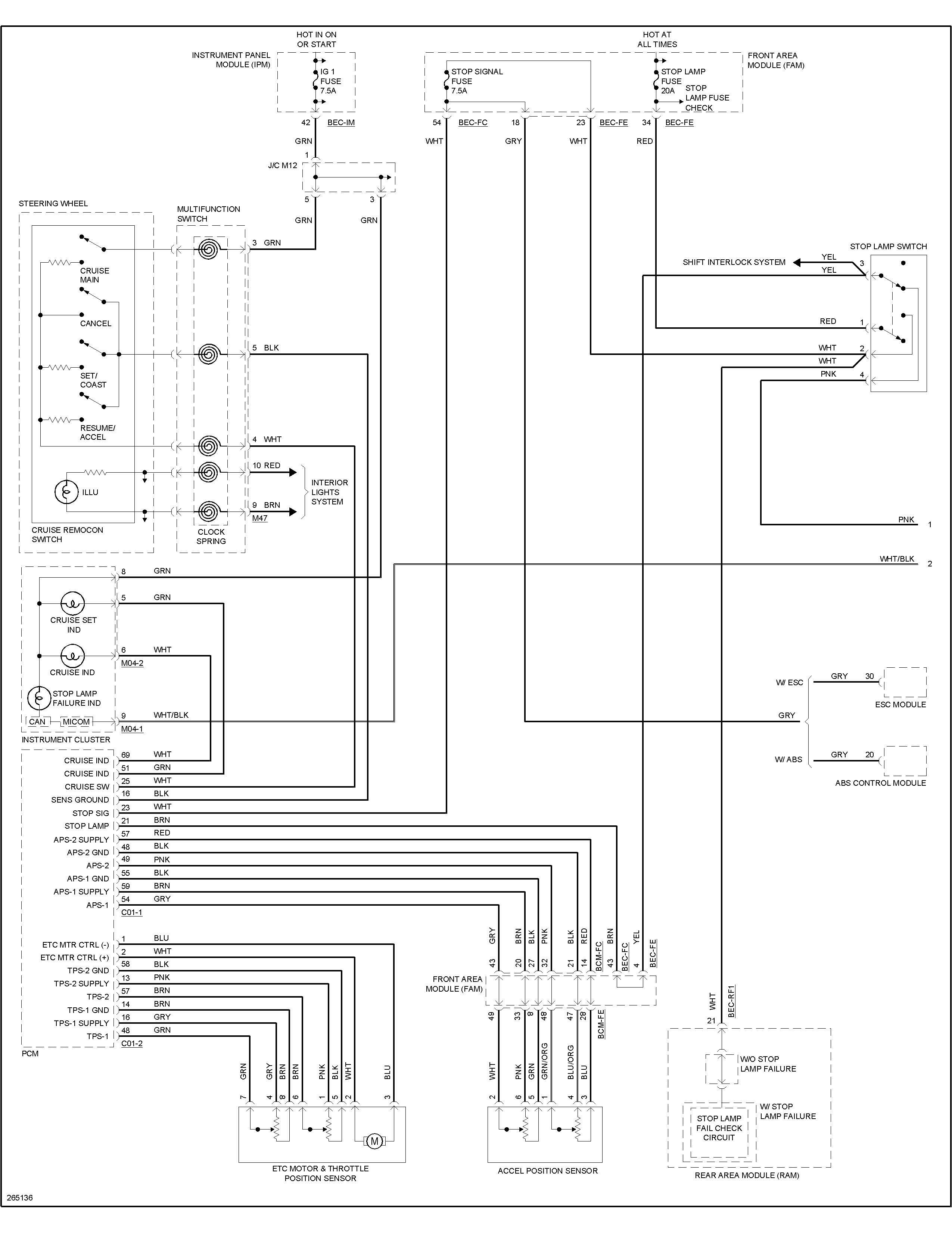 2005 Hyundai Sonata 4 Cyl Engine Diagram