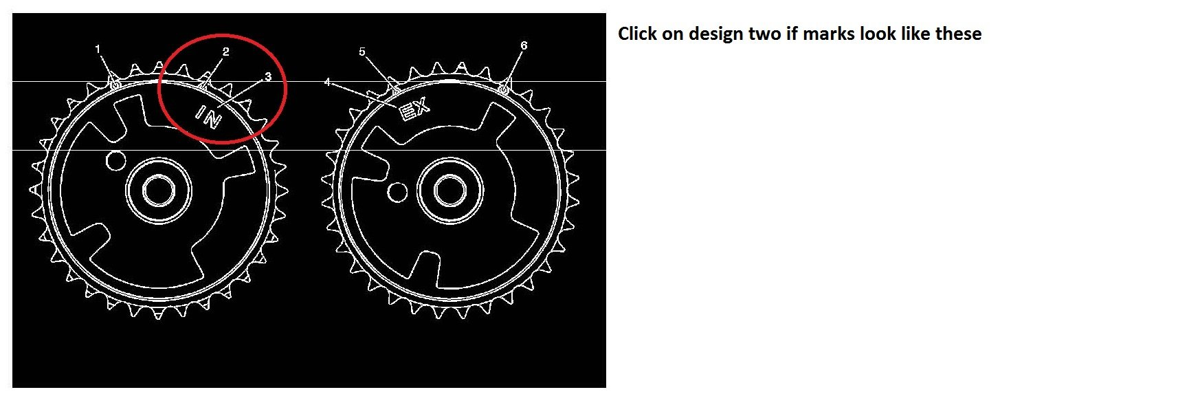 Third Design on 2000 Suzuki Grand Vitara Timing Chain Diagram