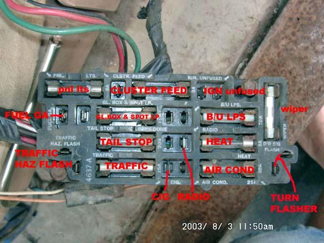 68 Chevy C10 Fuse Box Data Wiring Diagrams U2022 Rh Naopak Co K5: 68 Chevy C10 Wiring Diagram At Goccuoi.net