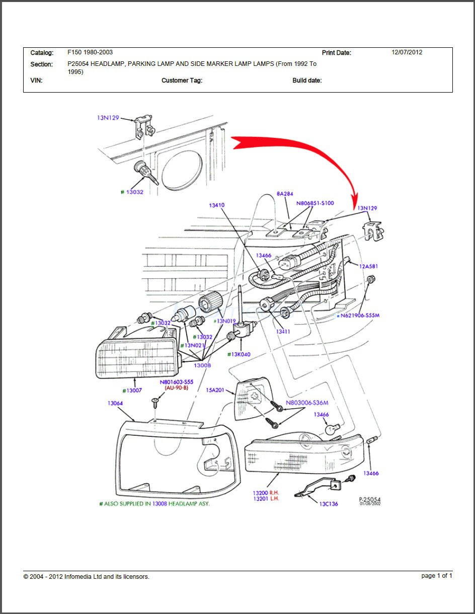 need step by step instructions to change the headlight