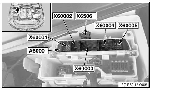 No Ground Signal On Fuel Pump Relay  E60 2004 530i M54 Engine