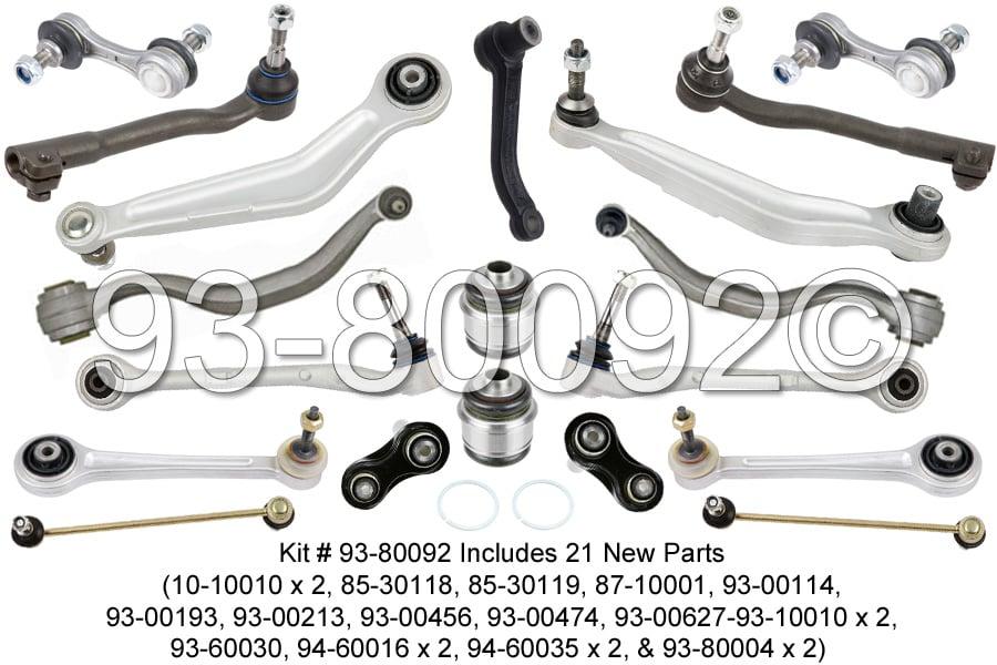 2003 bmw 530i parts diagram