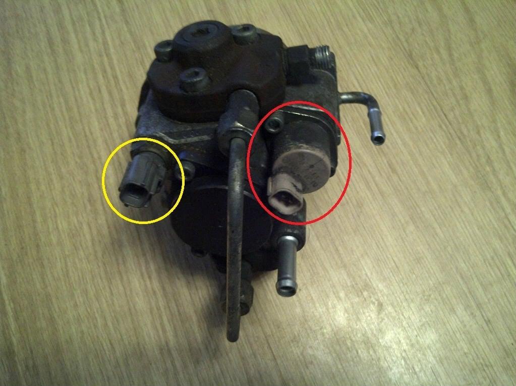 nissan/datsun navara: 07 d40 scanned code p1272 frp valve
