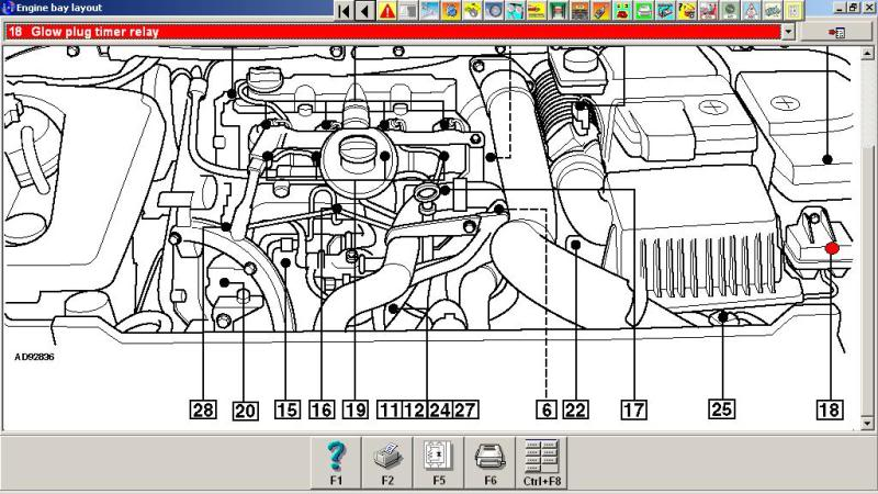 Peugeot 307 Diesel Wiring Diagram : After turning off the car battery goes flat it has a