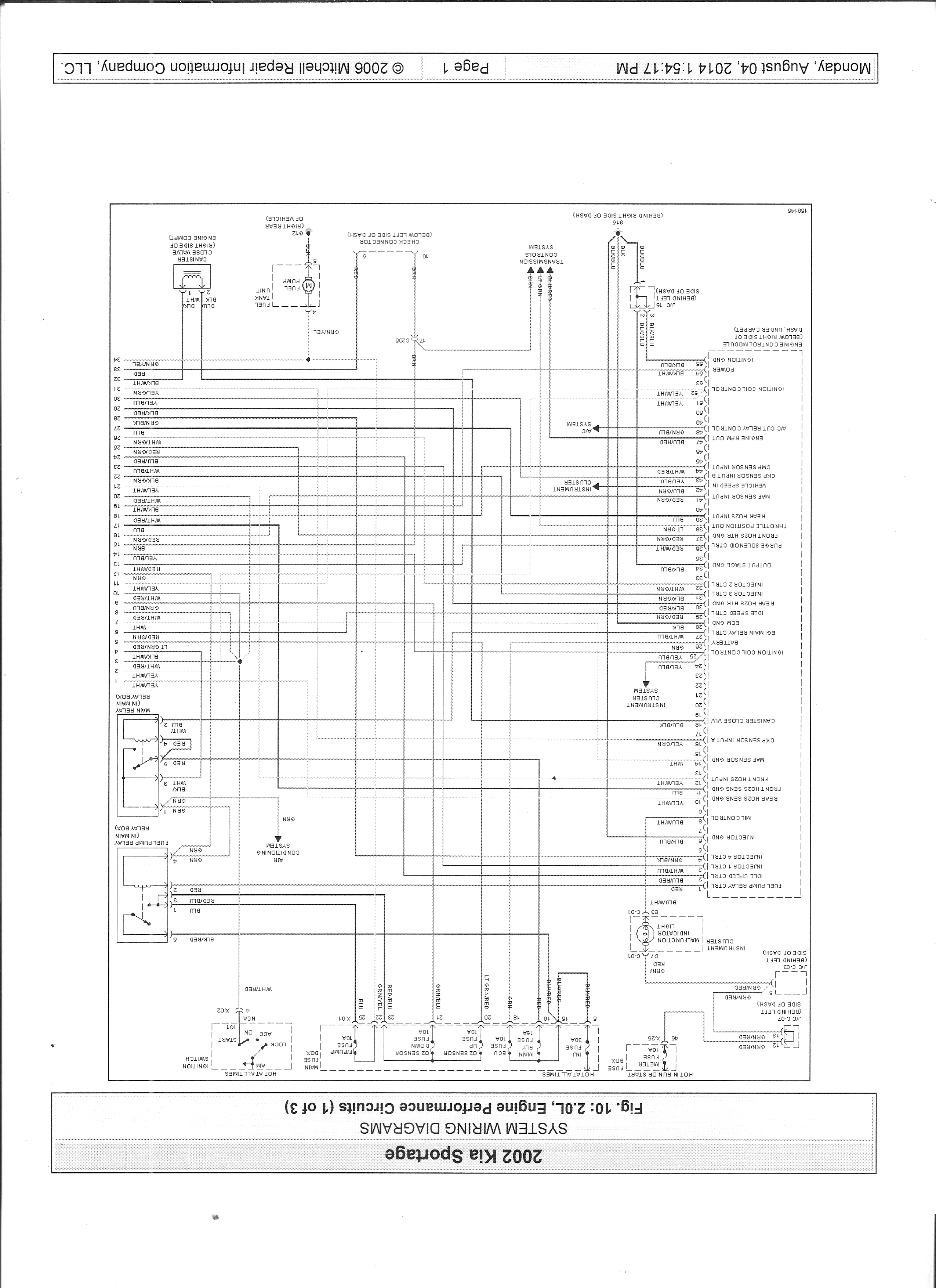 2014 08 04_180348_scan0007 i am working on a 2002 kia sportage no start i have no fuel 2002 kia sportage wiring diagram at gsmportal.co