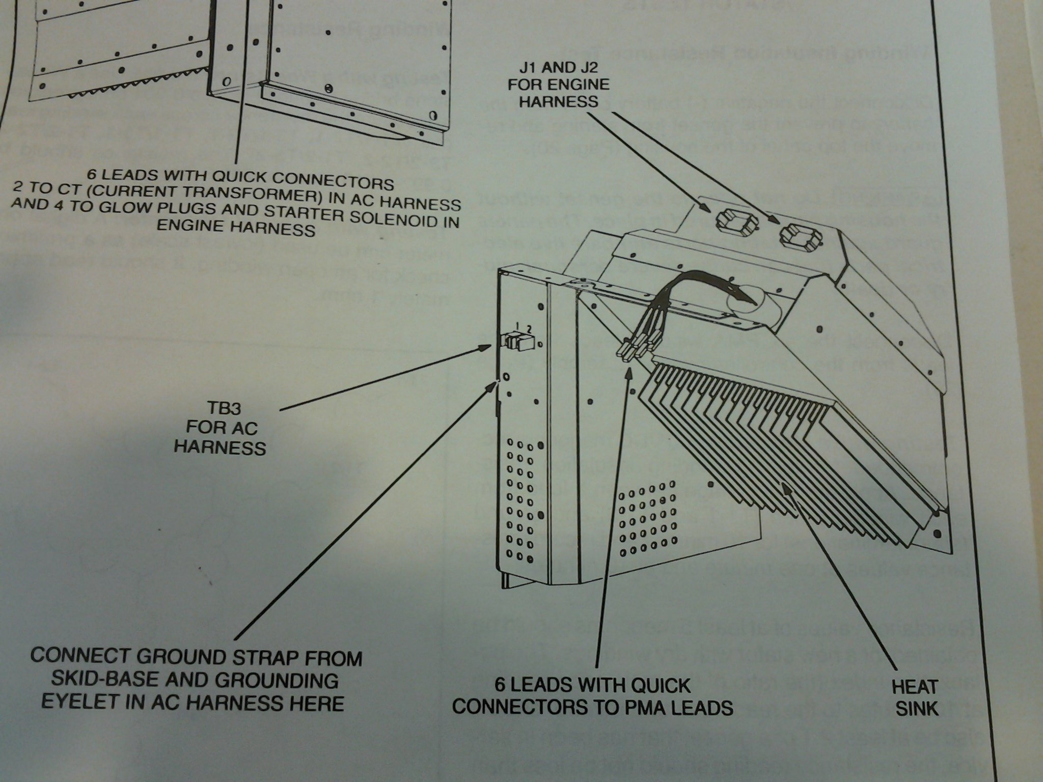 Onan Rv Generator Schematics