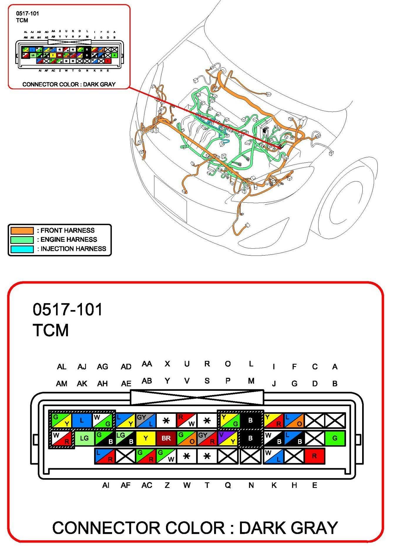Mazda Navigation Wiring Diagram : Installing a din navigation system to mazda