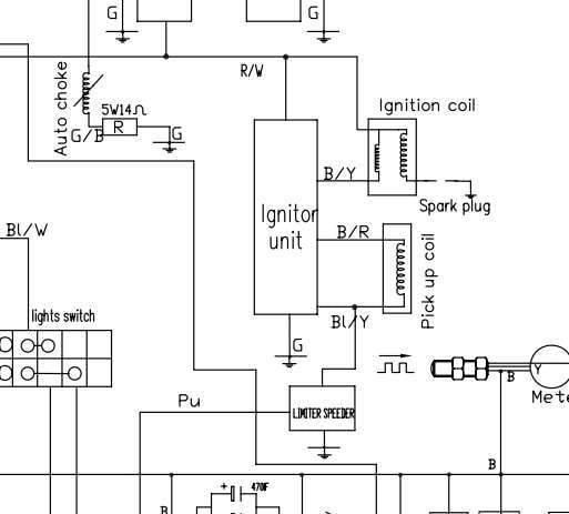Bmx utv: Bmx utv 300cc has no spark  tried new cdi and coil