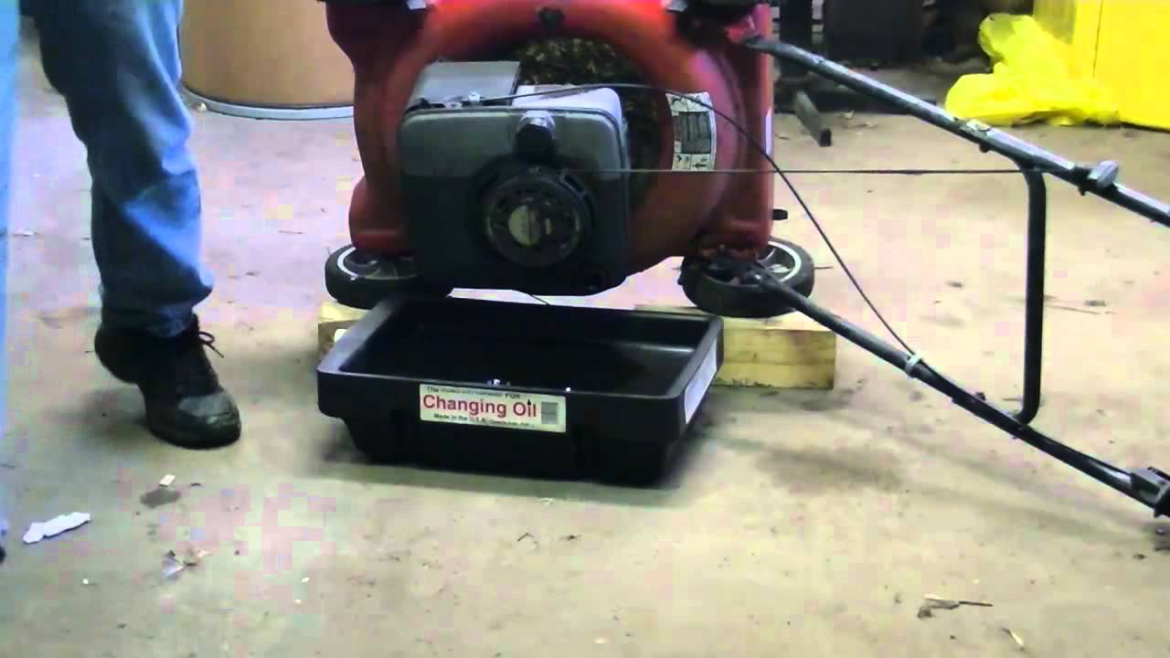 I just purchase a Polan Pro 600 lawn mower side discharge, in an
