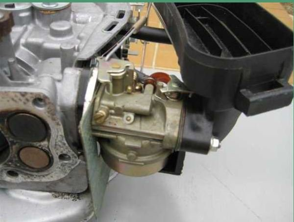 I have a Honda HR173 mower. I have just replaced the piston rings and have reassembled the motor ...